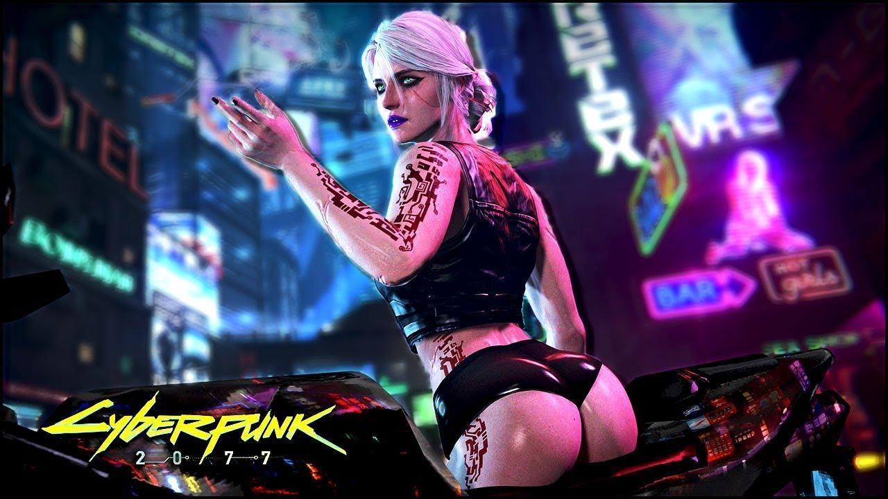 В CyberPunk 2077 будет секс от первого лица. 18+ (maxresdefault 5)