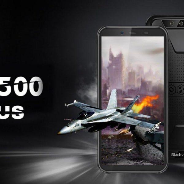 Blackview выпускает умные часы X1 и защищенный смартфон BV5500 Plus (maxresdefault 9)