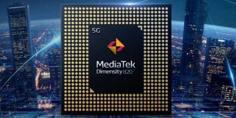 MediaTek представили процессор Dimensity 820 с поддержкой 5G (mediatek dimensity 820 ufficiale soc 5g per fascia media 1)