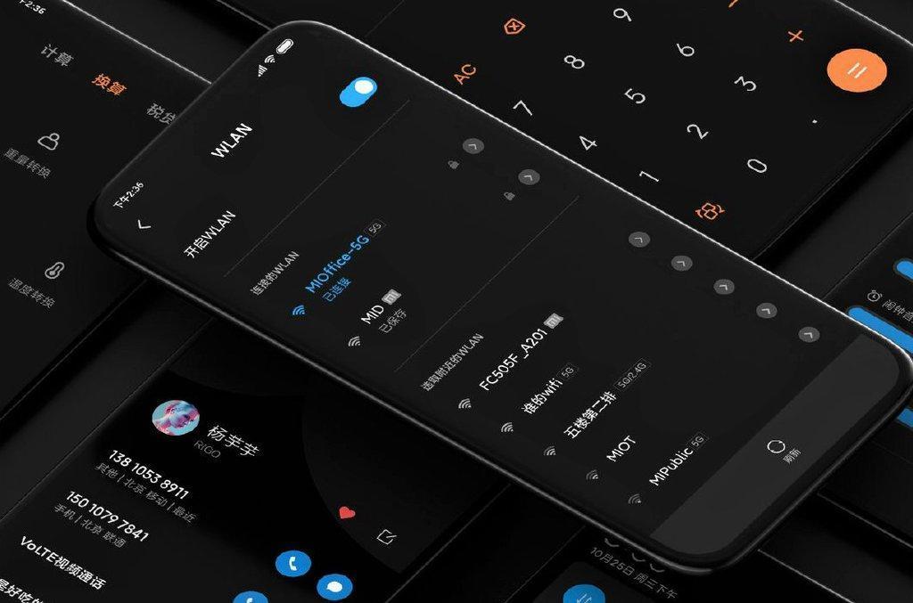 Xiaomi представила MIUI 12 (miui 11)