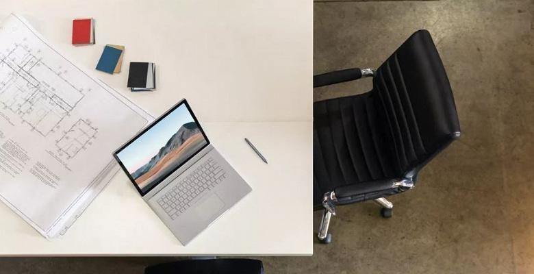Компания Microsoft представила ноутбук Surface Book 3 (ms1 large)
