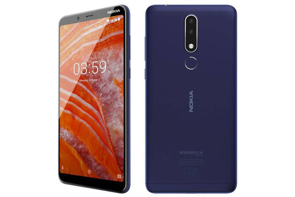 Nokia 3.1 Plus получит обновление Android 10 (nokia 3.1 plus is the latest smartphone to get the android 10 update)