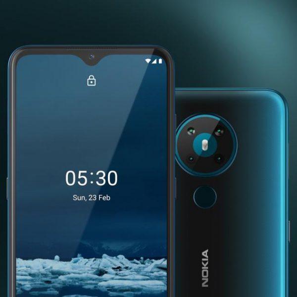 В России начались продажи Nokia 5.3 (nokia 5 3 og)