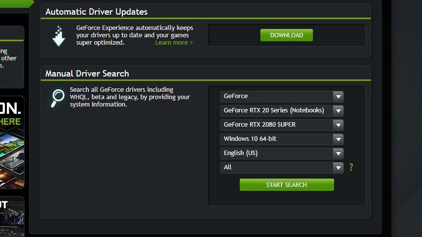 Как обновить драйверы NVIDIA на компьютере (nvidia 4)