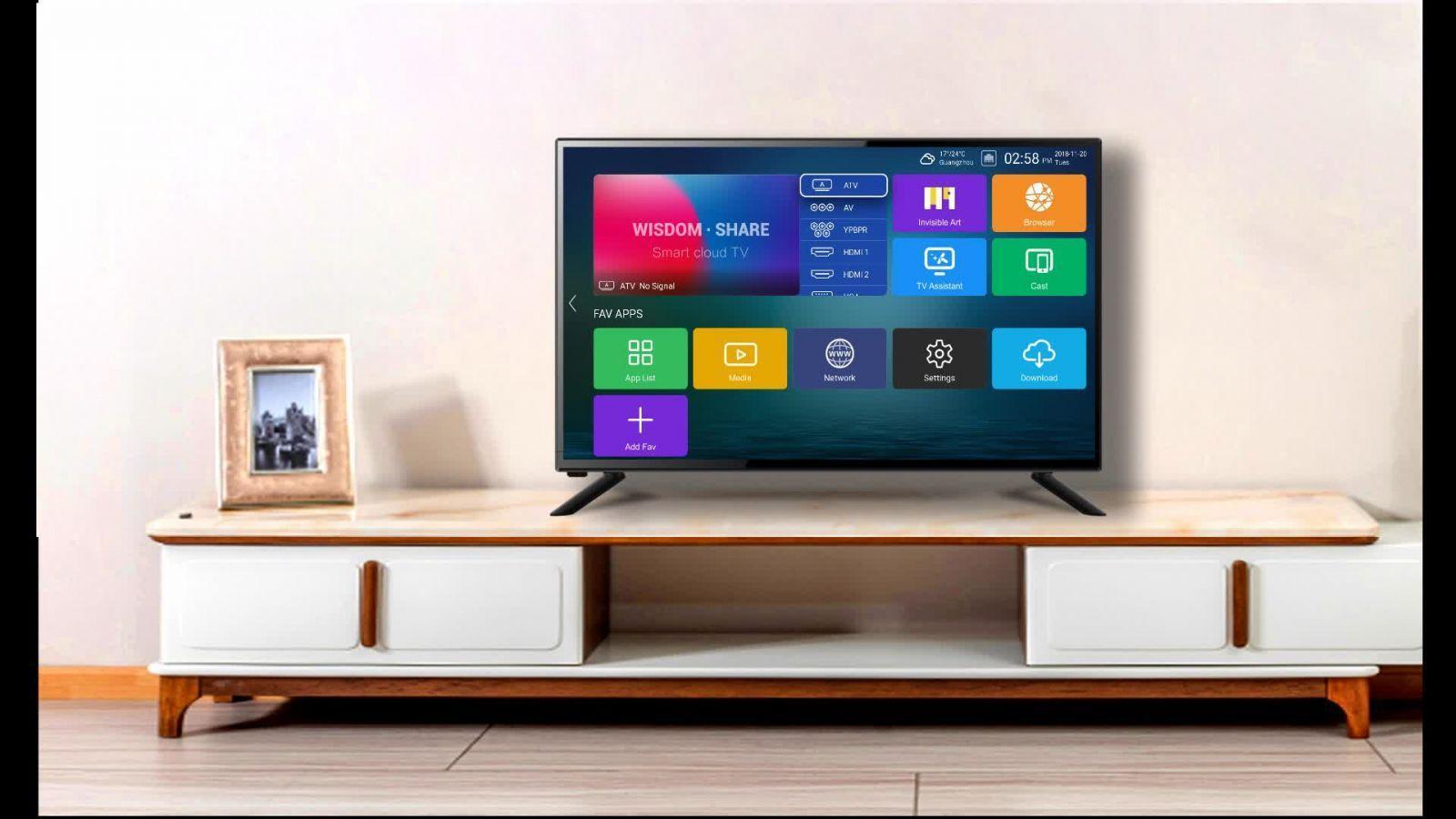 Realme представила телевизоры Realme Smart TV