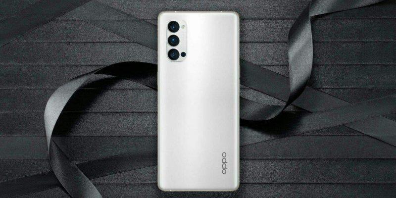 В сеть утекли фото смартфона Oppo Reno 4 Pro (official photos of the upcoming oppo reno 4 pro has)