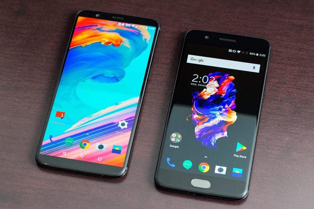 OnePlus 5 и OnePlus 5T получили обновление Android 10 (oneplus 5t)