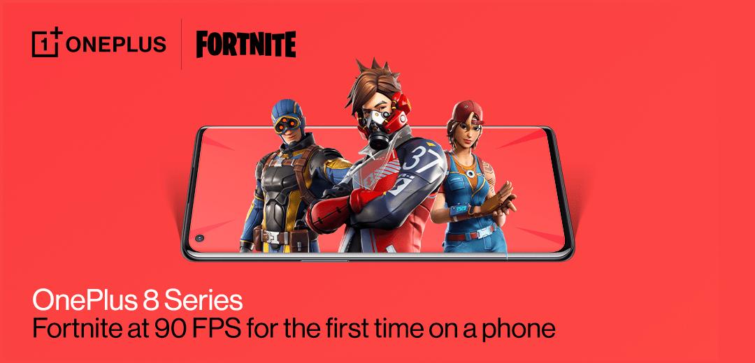 Сотрудничество OnePlus и Fortnite приносит в игру новый режим (oneplus 8 fortnite)