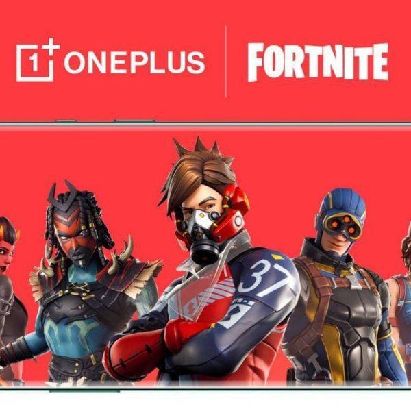 В Fortnite на OnePlus 8 можно играть с частотой 90 FPS (oneplus fortnite 90 fps 1590556965504)