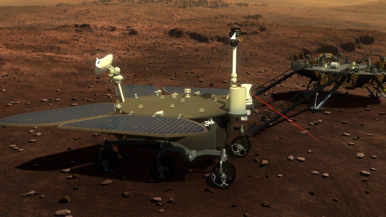 Китай запустит миссию по изучению Марса к Июлю этого года (orig 15625714923885732609a255b029893d5701c01132)