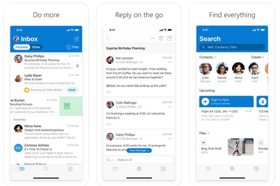 Защита от спама в Outlook наконец-то появилась на iOS (outlooks anti spam feature available on android finally arrives on ios)