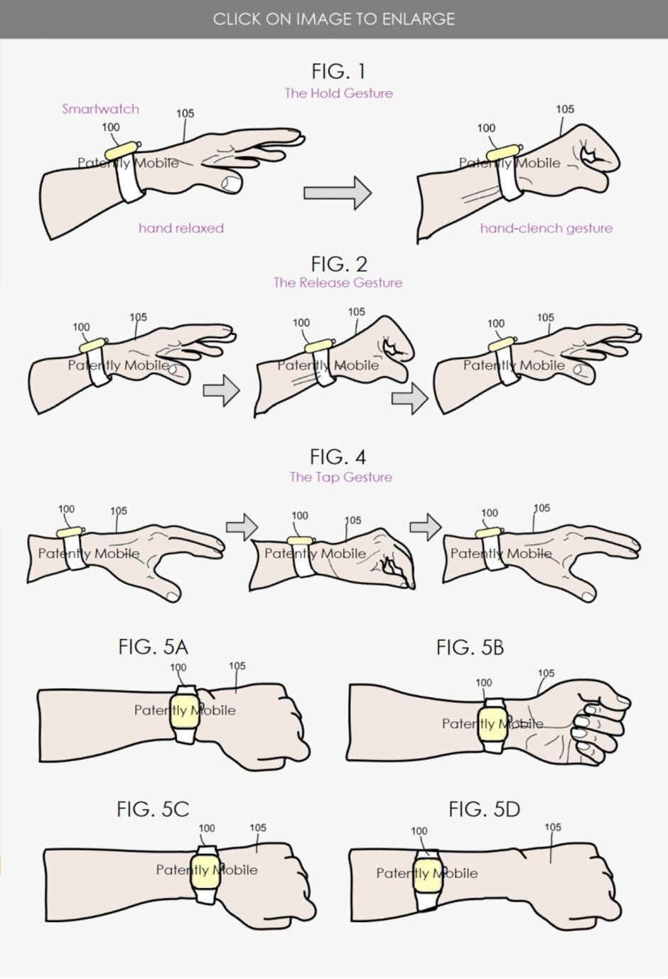 Google запатентовала навигационные жесты для часов Pixel Watch ()