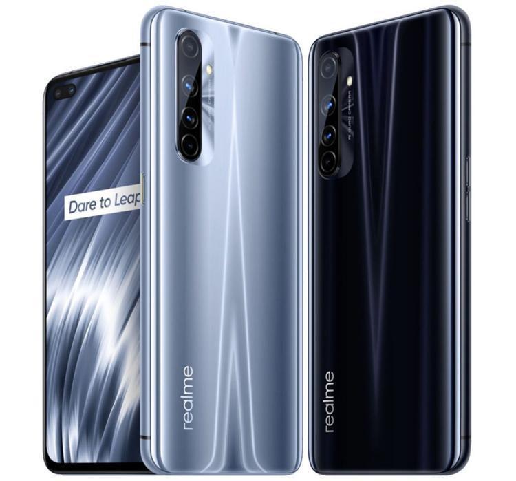 Realme официально представила смартфон Realme X50 Pro Play (play1)