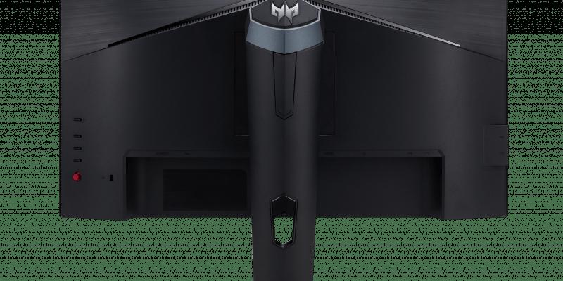 Новый игровой монитор Predator XB273 GP уже в России (predator monitor xb3 series xb273p xb273 gp 04)