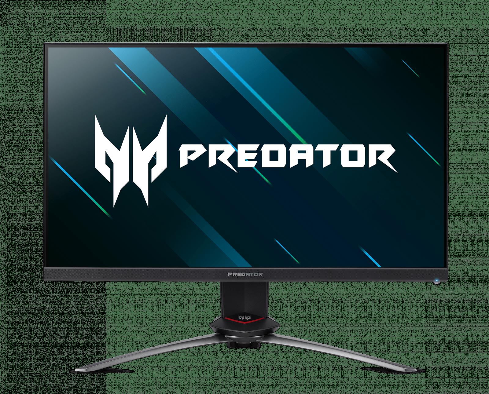 Новый игровой монитор Predator XB273 GP уже в России (predator monitor xb3 series xb273p xb273 gp wp logo 01)