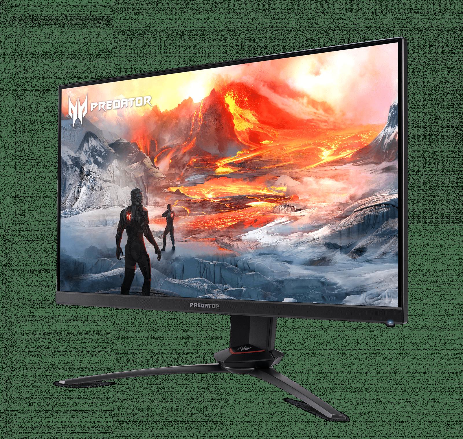 Новый игровой монитор Predator XB273 GP уже в России (predator monitor xb3 series xb273p xb273 gp wp mainstream 03)
