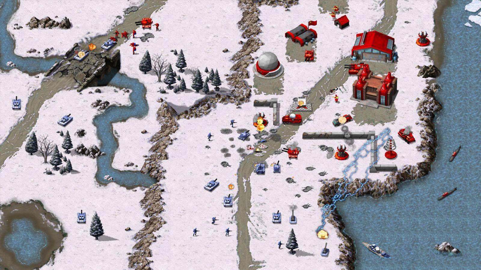 Релиз Command & Conquer Remastered Collection состоится уже 5 июня ()