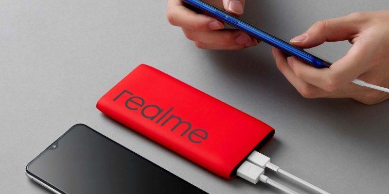 Realme анонсировала Power Bank 2 (realme fast charge power bank 1)