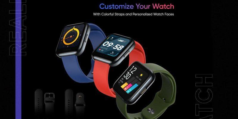 Стали известны характеристики умных часов Realme Watch (realme watch promotional poster 2)