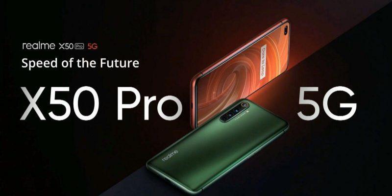 Realme официально представила смартфон Realme X50 Pro Play (realme x50 pro 5g r d o realme europe 2048x1152 1)