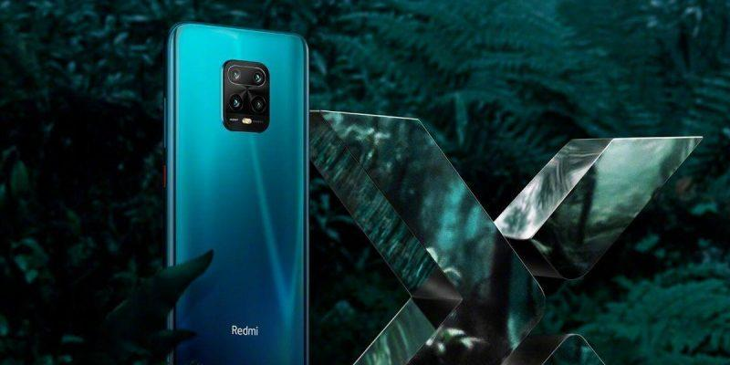 Redmi представила смартфон Redmi 10X (redmi 10x pro 2)