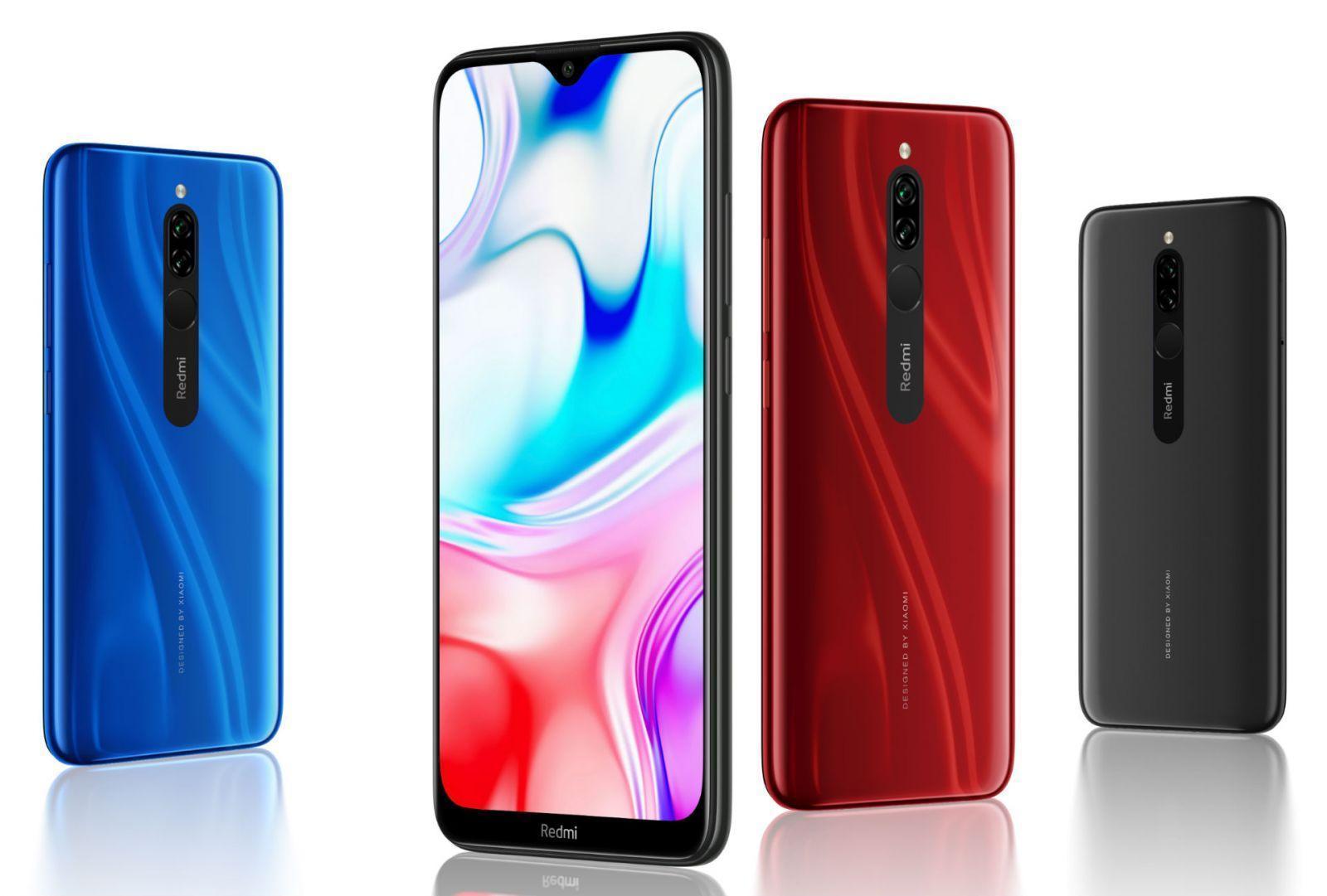 Redmi выпустит смартфон на базе нового чипсета Snapdragon SM6350 (redmi 8 02)