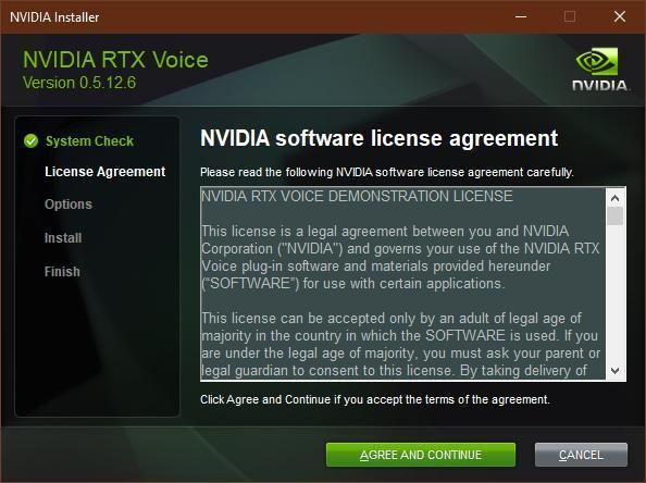 Как установить RTX Voice без RTX-видеокарты? (rtx voice 4)