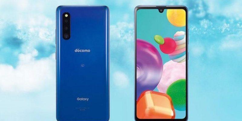 В Европе стартует предварительный заказ на Samsung Galaxy A41 (samsung galaxy a41 reveal)