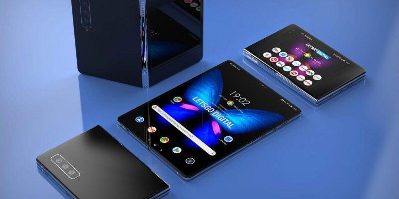 Samsung начал производство Galaxy Fold 2 (samsung galaxy fold 2 0)