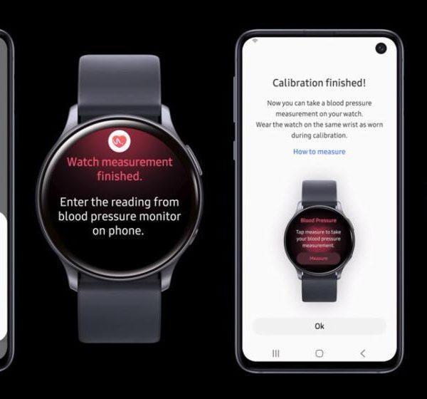 В Samsung Galaxy Watch Active2 появится функция ЭКГ (samsung health app scaled 1)