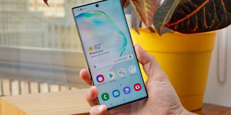 Слухи: Samsung Galaxy Note 20 может стать первым смартфоном с 5-нм чипом (samsung galaxy note12)