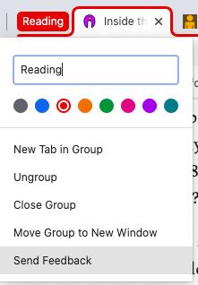 В Google Chrome появились групповые вкладки (screenshot 2020 05 20 at 10.10.10 am)
