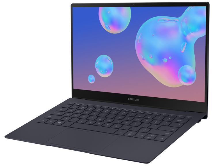 Samsung представила ноутбук Galaxy Book S (sl1)