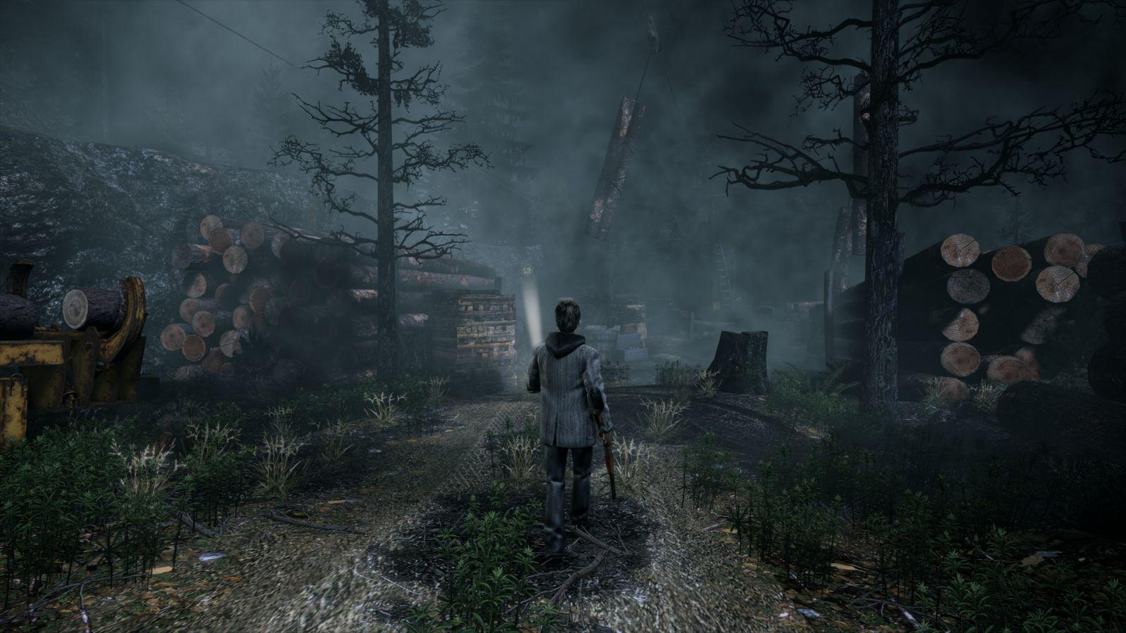 Alan Wake продаётся с 90% скидкой в Steam (slumberjack8kbi9)