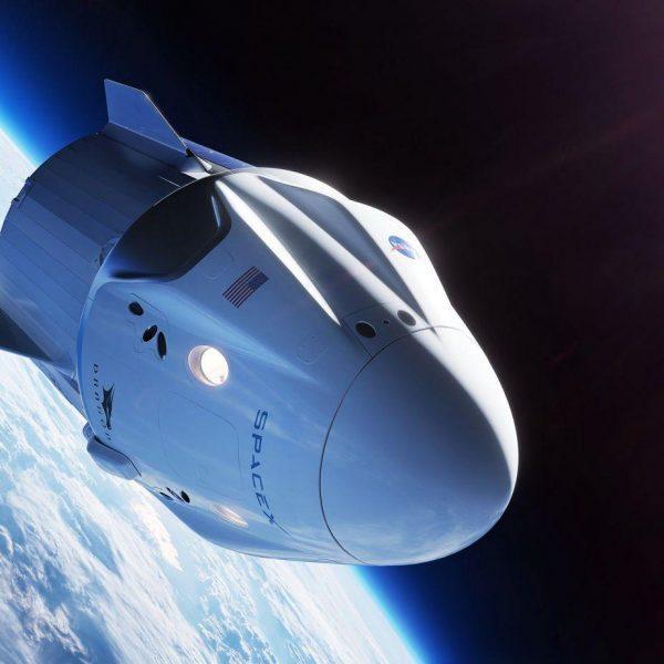 SpaceX Crew Dragon успешно пристыковался к МКС (spacex crew dragon spaceship nasa commercial crew program illustration 42878298755a9670c6596o 1)