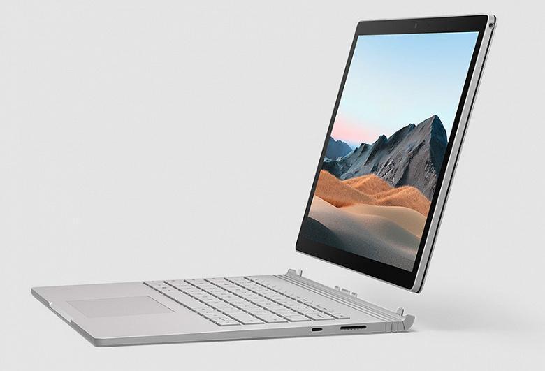 Компания Microsoft представила ноутбук Surface Book 3 (surface book 3 large)