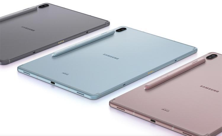 Samsung готовится выпустить планшет Galaxy Tab S7 (tab1)