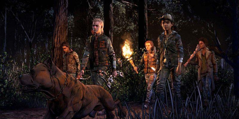 Студия Skybound опровергла слухи о разработке новой части игры The Walking Dead (the walking dead the final season 3)