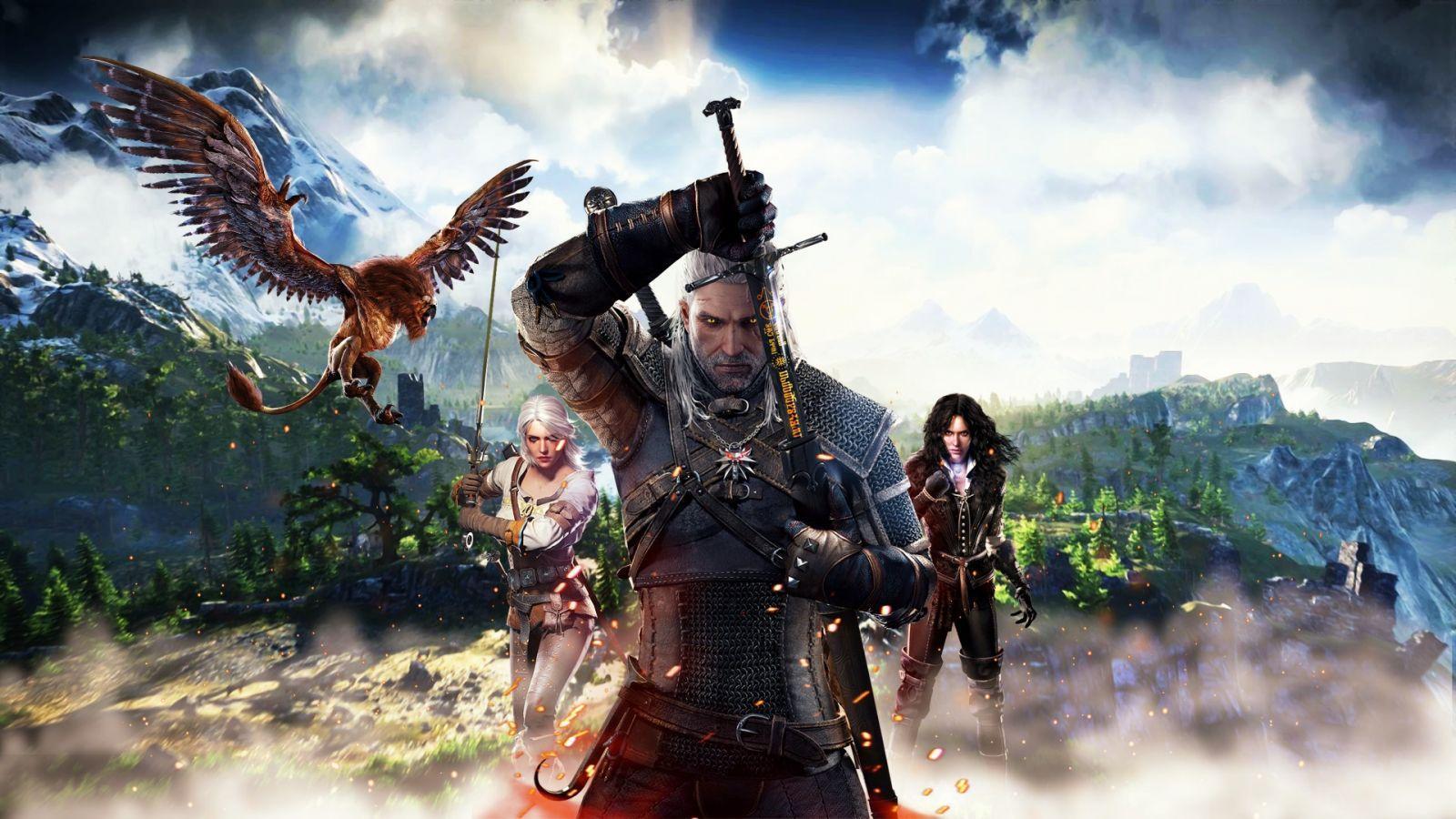 В Epic Games Store опять началась распродажа игр (the witcher 3 wild hunt 753 1)