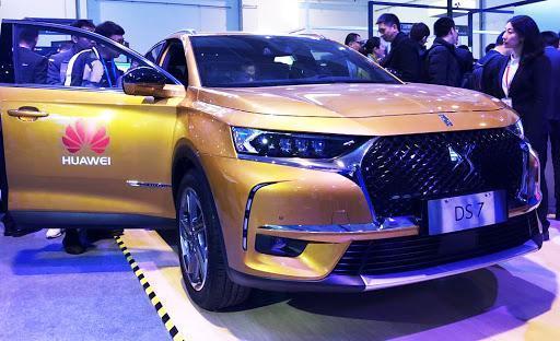 Huawei и 18 автомобильных компаний создали автомобильную экосистему 5G (unnamed 6)