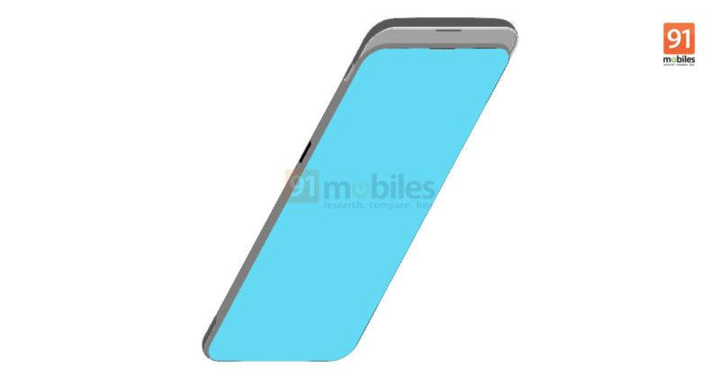 Vivo подал патент на дизайн телефона с механизмом слайдера (vivo design patent slider phone 03 800x420 1)