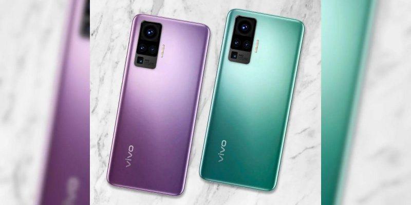 Характеристики Pro-версии смартфона Vivo X50 попали в сеть до релиза (vivo x50 pro sensore isocell gn1)
