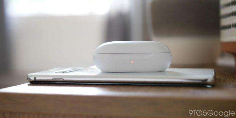 NFC теперь поддерживает ограниченные возможности беспроводной зарядки (wireless powershare galaxy buds)
