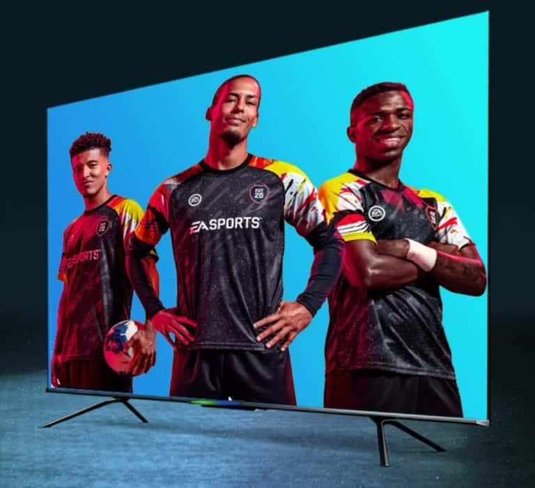 Выпущен первый игровой телевизор Hisense E75 с 55-дюймовым экраном (wp 1589551811599740892220258698433)