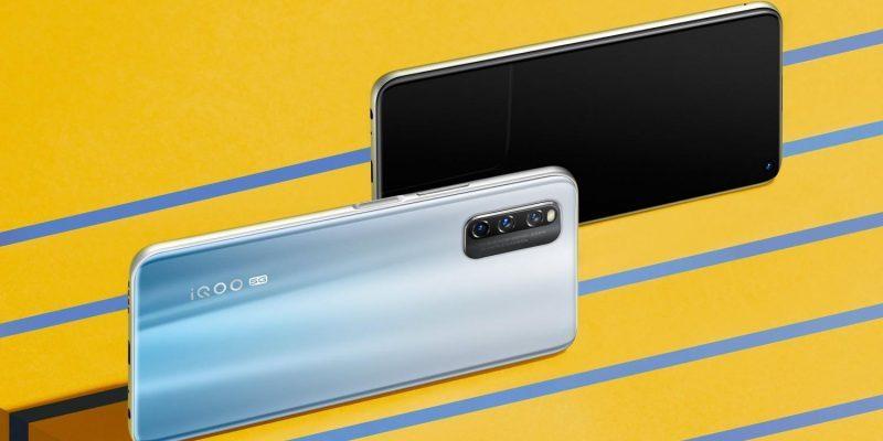 iQOO представила первый смартфон с чипом Dimensity 1000 Plus - iQOO Z1 (wyjjor9arn26)