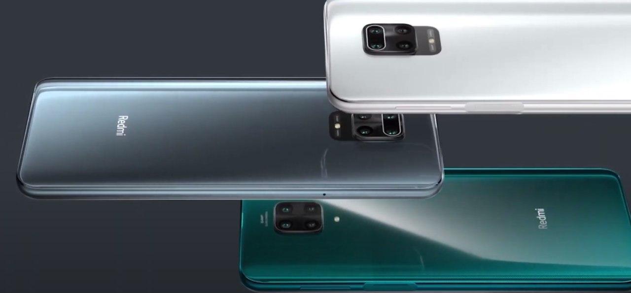 Xiaomi представила Redmi Note 9 Pro для российского рынка (x aknduzhi4)