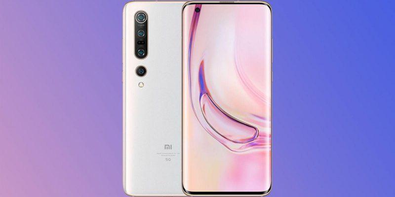 Xiaomi представила Xiaomi Mi 10 в России (xiaomi mi 10 pro min)