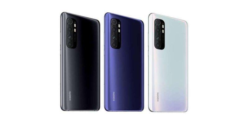 Смартфоны Redmi дебютируют в этом месяце (xiaomi mi note 10 leak)