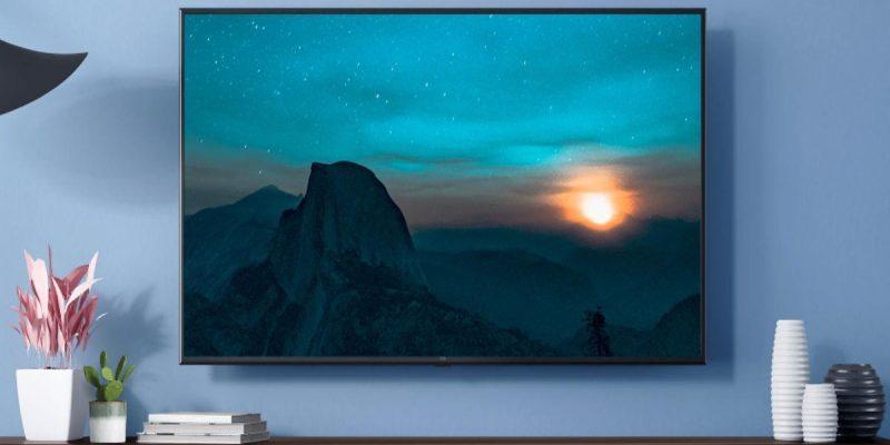 Xiaomi выпускает безрамочный 32-дюймовый телевизор Mi TV Pro (xiaomi mi tv fb)