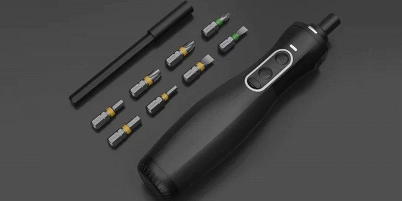 Xiaomi представила электрическую отвёртку MIJIA 16 за 14 долларов (xiaomi wiha electric screwdriver 0)